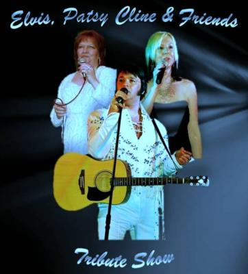 Elvis, Patsy Cline & Friends Tribute Show | Lake Mills, WI | Elvis Impersonator | Photo #1