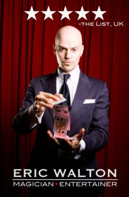 Eric Walton | New York City, NY | Magician | Photo #1