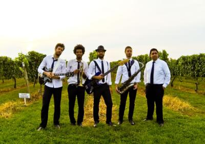 Ainslie Street Vibes | Brooklyn, NY | Jazz Band | Photo #14