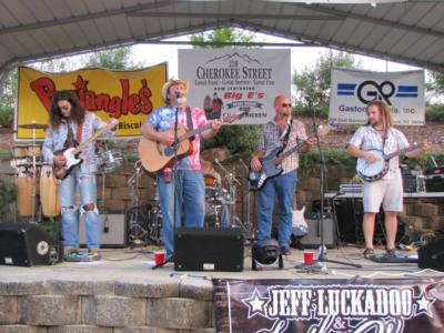 Jeff Luckadoo & Southern Wave | Mount Holly, NC | Country Band | Photo #5