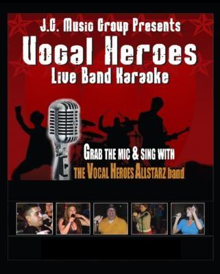 Vocal Heroes Live Karaoke Band | Mesa, AZ | Karaoke Band | Photo #3