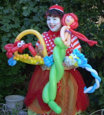 Candy The Clown NYC Aka CandyTwister  | Glendale, NY | Balloon Twister | Photo #4