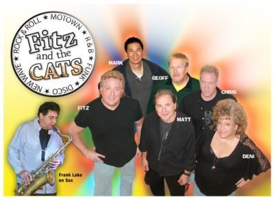 Fitz And The Cats | Franklin Park, NJ | Motown Band | Photo #1