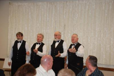 Barbershop Quartet | Ontario, NY | Barbershop Quartet | Photo #1