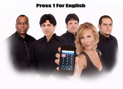 Press 1 For English | Baton Rouge, LA | Dance Band | Photo #1