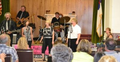 The Funky Divas | Portsmouth, NH | Christian Rock Band | Photo #10