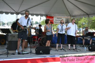 The Funky Divas | Portsmouth, NH | Christian Rock Band | Photo #8