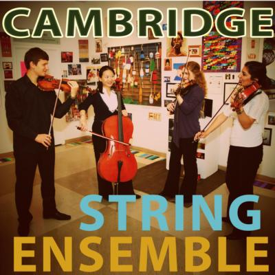 Cambridge String Ensemble | Boston, MA | String Quartet | Photo #1