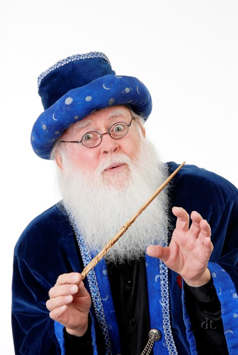 Professor Moon - Harry Potter Magic