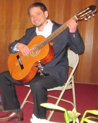Jeff Ganim | Glenview, IL | Classical Guitar | Photo #1