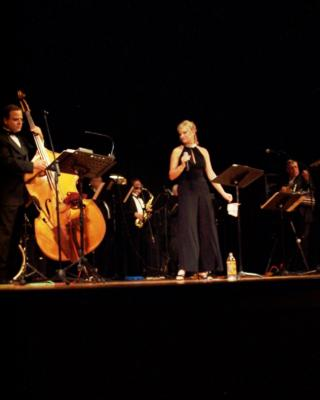 Lesley Gaither Duo Or Trio | Olin, NC | Big Band | Photo #1