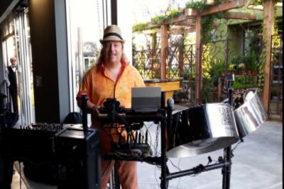 Arpad: Solo Steel Drums with Vocals & DJ | Los Angeles, CA | Steel Drum Band | Photo #7