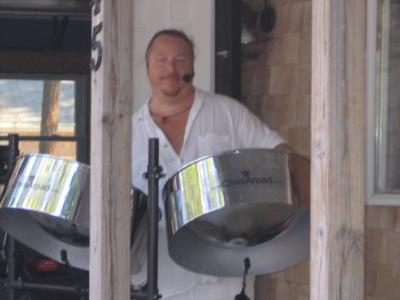 Arpad: Solo Steel Drums with Vocals & DJ | Los Angeles, CA | Steel Drum Band | Photo #13