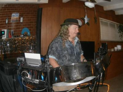 Arpad: Solo Steel Drums with Vocals & DJ | Los Angeles, CA | Steel Drum Band | Photo #10