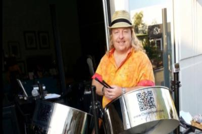 Arpad: Solo Steel Drums with Vocals & DJ | Los Angeles, CA | Steel Drum Band | Photo #8