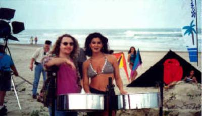Arpad: Solo Steel Drums with Vocals & DJ | Los Angeles, CA | Steel Drum Band | Photo #22
