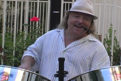 Arpad: Solo Steel Drums with Vocals & DJ | Los Angeles, CA | Steel Drum Band | Photo #2