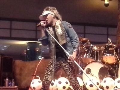 Rod Stewart Tribute - Jay Gates | Boston, MA | Rod Stewart Impersonator | Photo #5