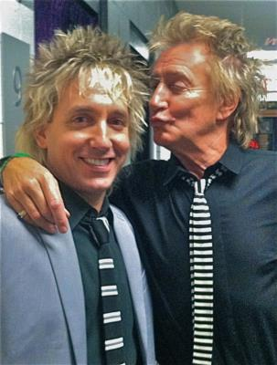 Rod Stewart Tribute - Jay Gates | Boston, MA | Rod Stewart Impersonator | Photo #3