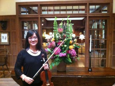 April Dean Mcconnell | Charlotte, NC | Violin | Photo #19