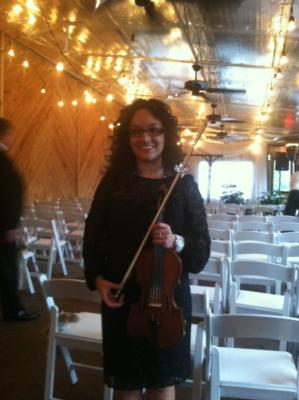 April Dean Mcconnell | Charlotte, NC | Violin | Photo #15