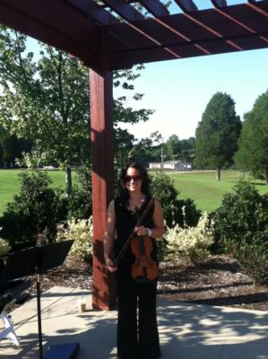 April Dean Mcconnell | Charlotte, NC | Violin | Photo #10