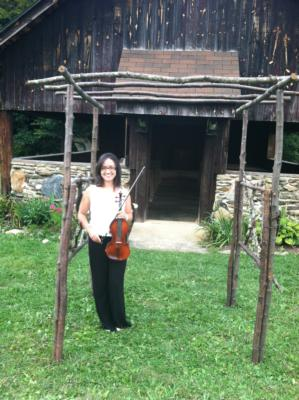 April Dean Mcconnell | Charlotte, NC | Violin | Photo #11