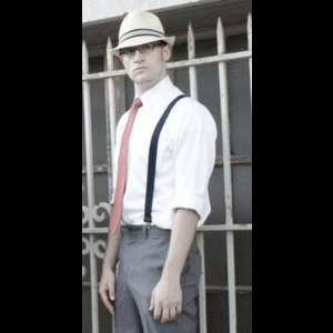 Glenwood Pop Singer | Mark Bader