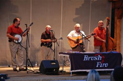 Brush Fire Bluegrass | Atlanta, GA | Bluegrass Band | Photo #14
