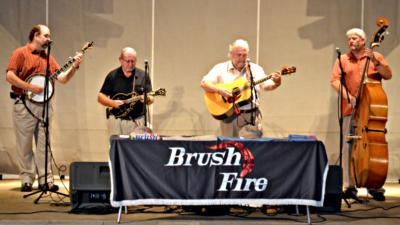 Brush Fire Bluegrass | Atlanta, GA | Bluegrass Band | Photo #1