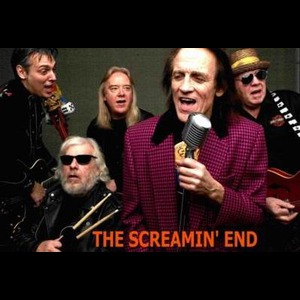 Saybrook 50s Band | The Screamin' End