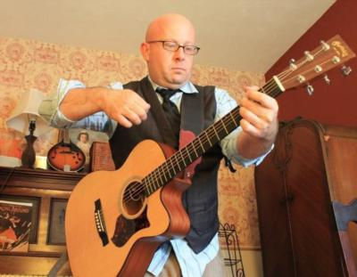 Greg Jones | Swedesboro, NJ | Top 40 Acoustic Guitar | Photo #6