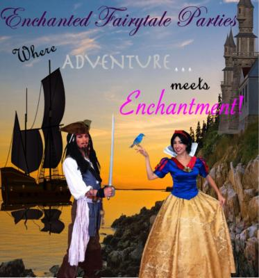 Enchanted Fairytale Parties | Hollywood, FL | Princess Party | Photo #1