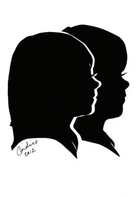Silhouettes By Candice | Sherman Oaks, CA | Silhouette Artist | Photo #7