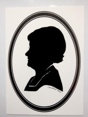 Silhouettes By Candice | Sherman Oaks, CA | Silhouette Artist | Photo #12