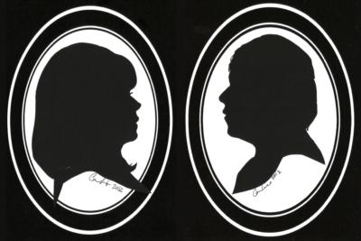 Silhouettes By Candice | Sherman Oaks, CA | Silhouette Artist | Photo #9
