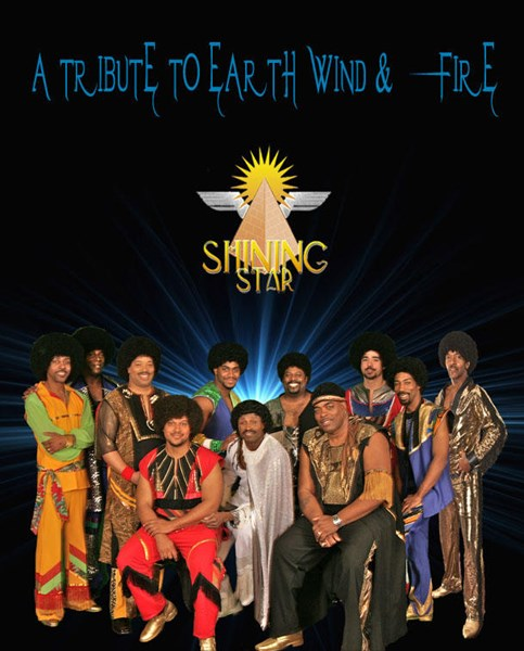 SHINING STAR 'A TRIBUTE TO EARTH, WIND, & FIRE' - Tribute Band - Chicago, IL