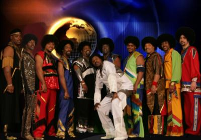 SHINING STAR 'A TRIBUTE TO EARTH, WIND, & FIRE' | Chicago, IL | Tribute Band | Photo #1