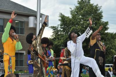 SHINING STAR 'A TRIBUTE TO EARTH, WIND, & FIRE' | Chicago, IL | Tribute Band | Photo #14