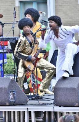 SHINING STAR 'A TRIBUTE TO EARTH, WIND, & FIRE' | Chicago, IL | Tribute Band | Photo #22