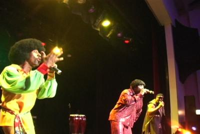 SHINING STAR 'A TRIBUTE TO EARTH, WIND, & FIRE' | Chicago, IL | Tribute Band | Photo #4
