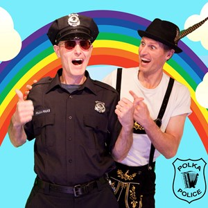 Lincoln Rock Band | Polka Police