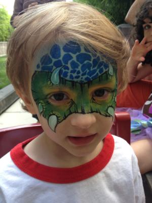 Athena Zhe | New York, NY | Face Painting | Photo #15