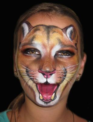 Athena Zhe | New York, NY | Face Painting | Photo #10
