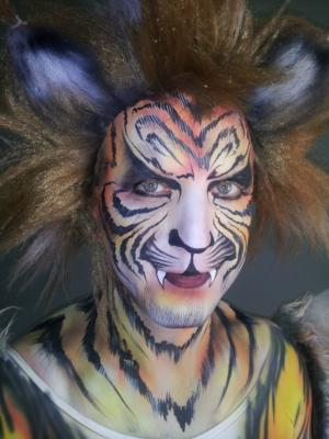 Athena Zhe | New York, NY | Face Painting | Photo #3