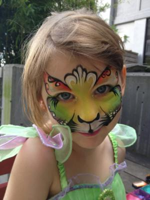 Athena Zhe | New York, NY | Face Painting | Photo #14