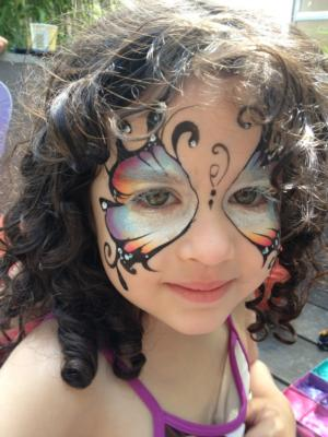 Athena Zhe | New York, NY | Face Painting | Photo #16