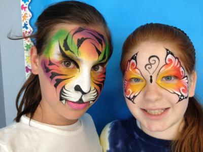 Athena Zhe | New York, NY | Face Painting | Photo #17