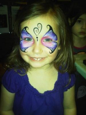 Athena Zhe | New York, NY | Face Painting | Photo #8