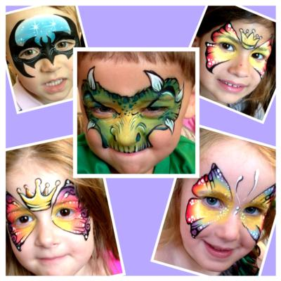 Athena Zhe | New York, NY | Face Painting | Photo #13